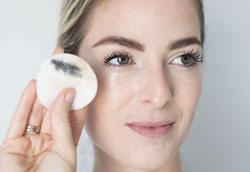 Как сделать влажные диски для снятия макияжа?