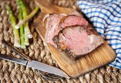 Запеченная говядина в глазури: простой пошаговый рецепт