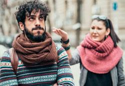 Как подтолкнуть парня к разрыву отношений?