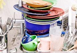Как правильно дезинфицировать посуду отбеливателем?