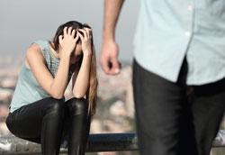 Как себя вести, если вас обидел мужчина?