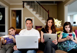 Влияние современных технологий на семейные отношения