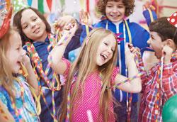 4 веселых конкурса для детской танцевальной вечеринки