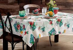 Чем можно заменить скатерть на столе?