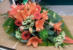 Как просто и со вкусом оформить подарочный букет цветов?