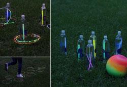3 детские уличные игры для темного времени суток