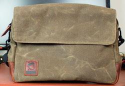 мужская сумка в миниатюре