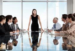Разница между мужским и женским руководством