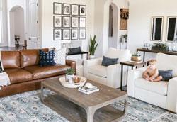 Как объединить мебель разных стилей?
