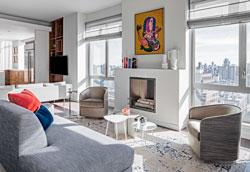 Разница между жилым и коммерческим дизайном интерьера