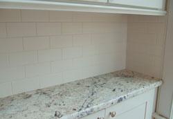 Как положить керамическую плитку без затирки?