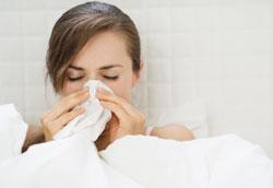 Основные симптомы респираторных вирусных заболеваний?