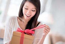 Идеи подарков для молодых девушек до 30 лет