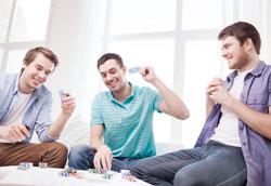Игры на деньги для дружеской вечеринки